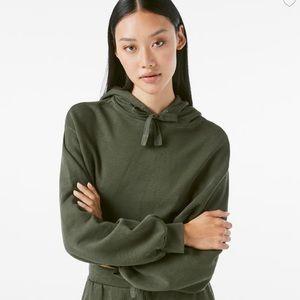 Brand New Frame Green Hoodie